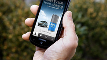 Ford Focus Electric, MyFord Mobile smartphone app, 07.01.2011