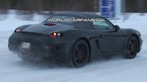 2011 Porsche Boxster Spied in Scandinavia