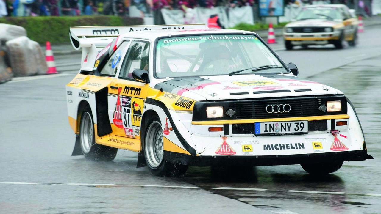 Audi Sport quattro S1, Donauring, 18.07 2009