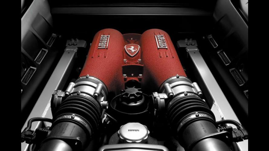Ferrari anuncia investimento de 50 milhões de euros para fabricar motores V6 para a Fiat