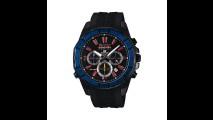 Casio lança relógios em parceria com a Red Bull Racing F1