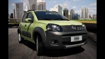 Fiat anuncia liderança do mercado nacional pelo 12º ano