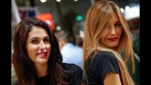Galeria de fotos: as gatas do Salão de Milão 2014