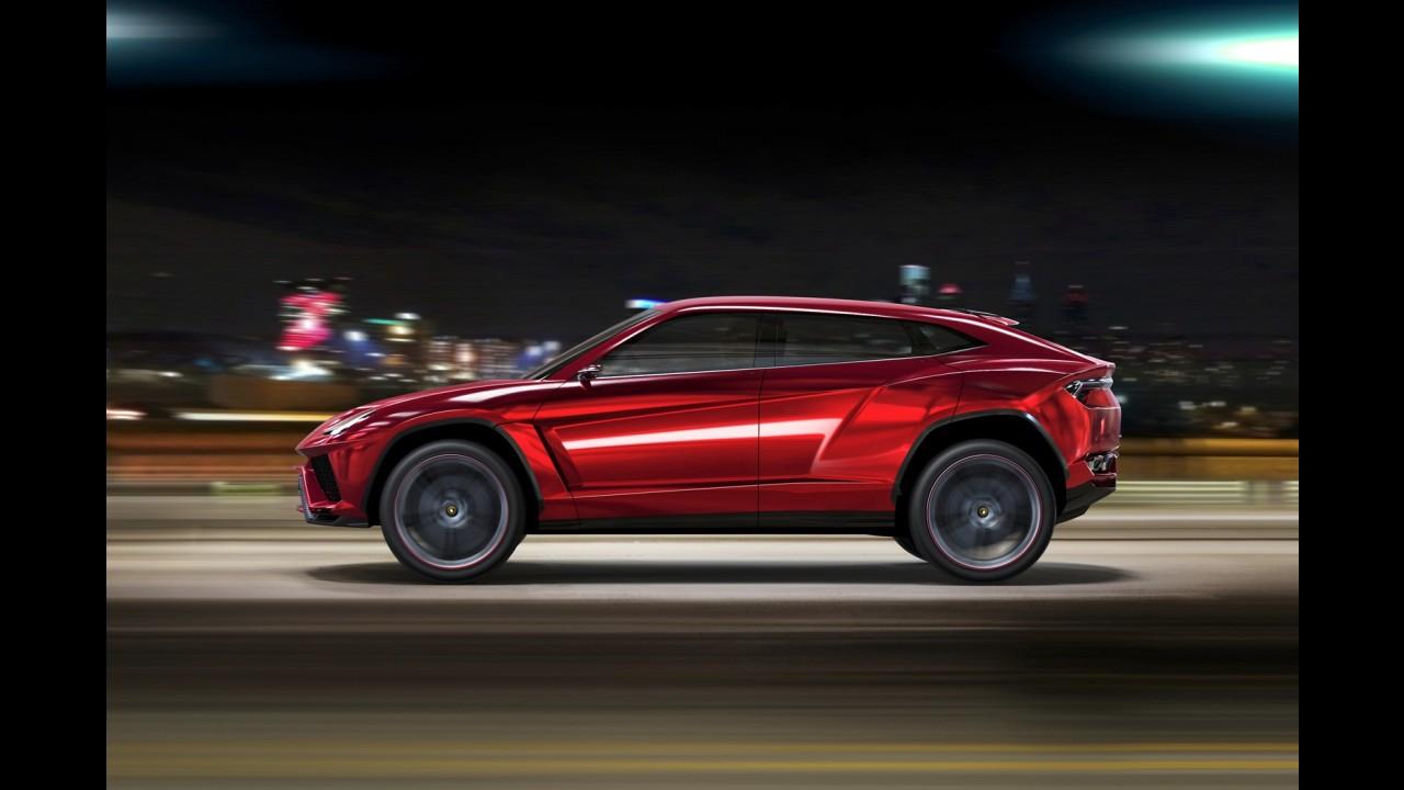 Lamborghini planeja dobrar suas vendas com a chegada do SUV Urus