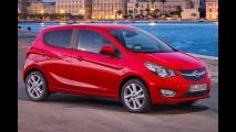 Eis o Opel Karl, que pode dar origem ao sucessor do Celta