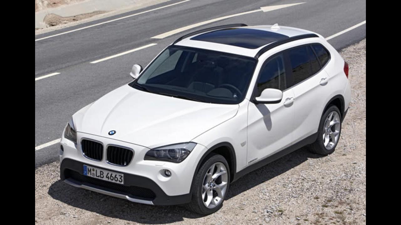 Vendas mundiais: BMW lidera entre as marcas de luxo no acumulado do ano
