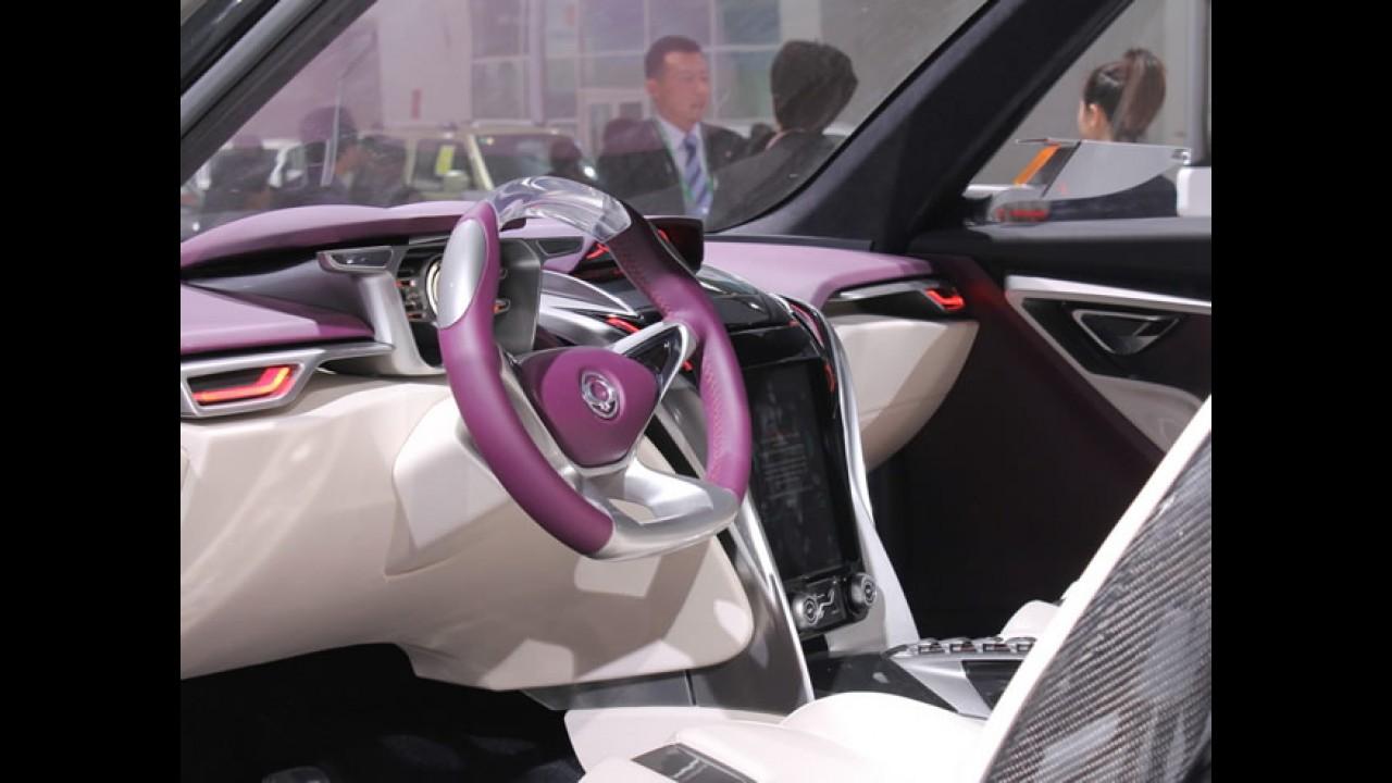 Salão de Pequim: Ssangyong XIV2 dará origem a futuro SUV compacto