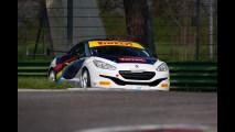 Peugeot RCZ Racing Cup. La prova