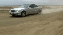 Mercedes E-Class 450,000km Drive