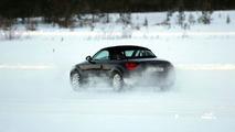 New Audi TT Roadster Spy Pics