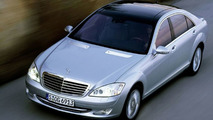 New Mercedes S Class Unveiled