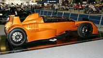 Caparo T1 at British Motor Show