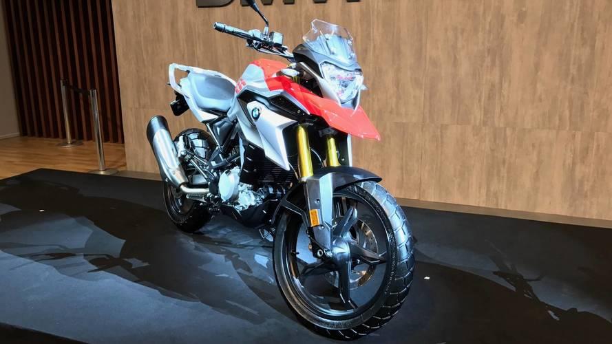 Salão Duas Rodas - BMW apresenta G 310 GS, nova aventureira de entrada