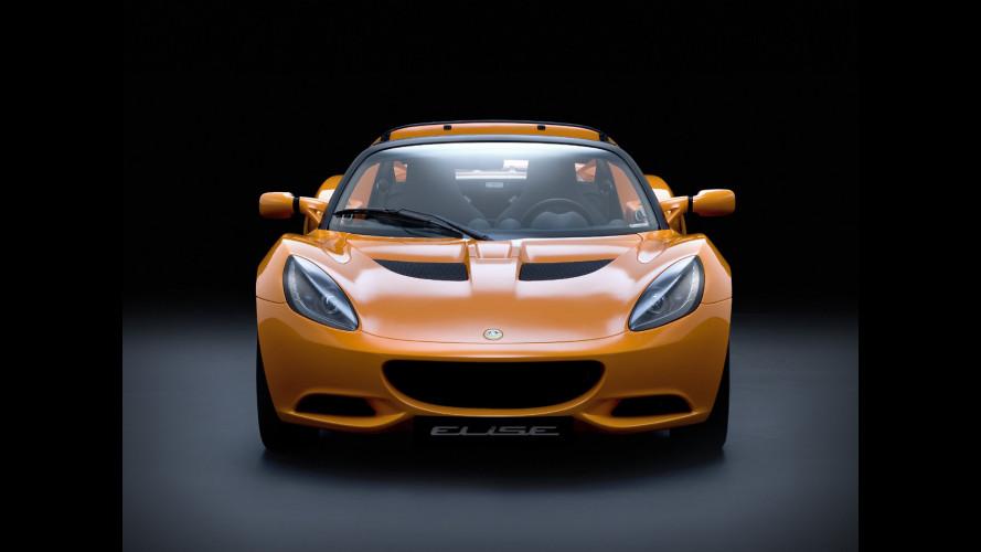 Nuova Mazda MX-5: prove di Lotus Elise