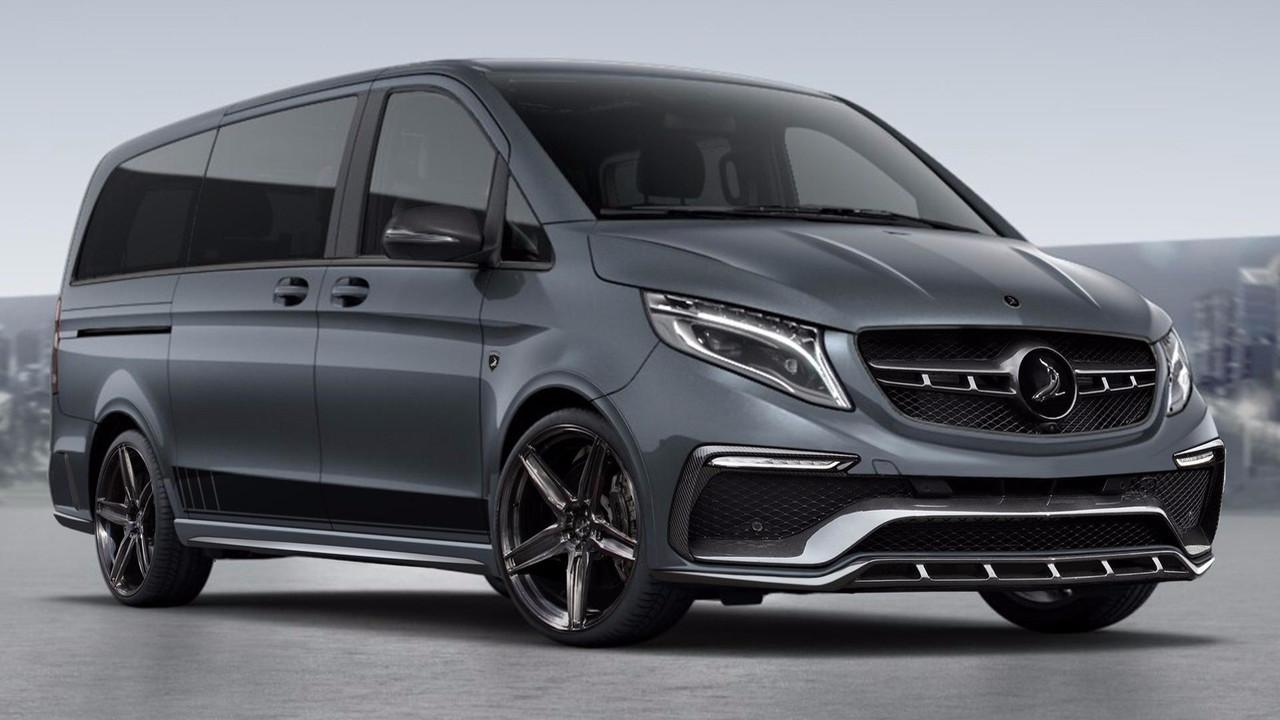 Mercedes Classe V par TopCar