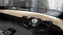 Nissan IMx konsepti - Gösterge