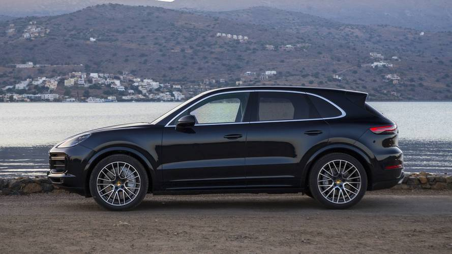 Porsche Cayenne 2019: primera prueba