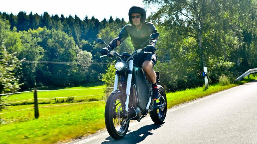 Meet The Gulas Pi1S, A 70-MPH Electric Bicycle