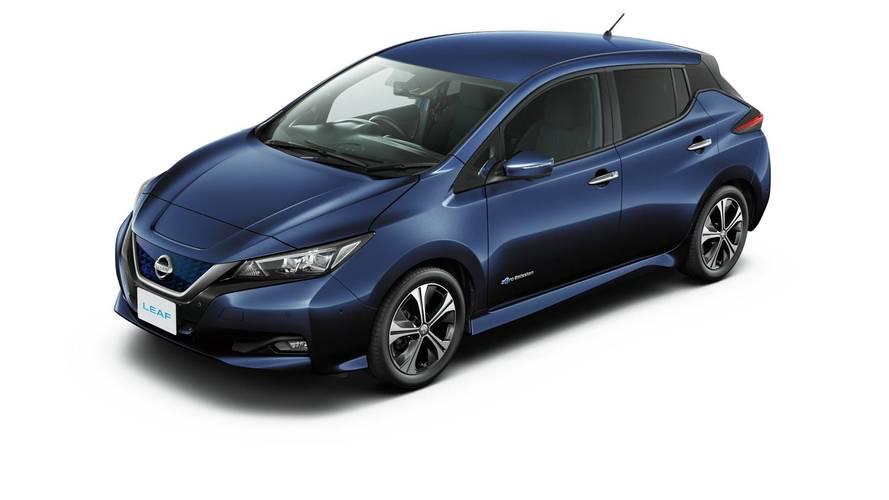 No Brasil em 2019, novo Nissan Leaf já acumula mais de 10 mil pedidos na Europa