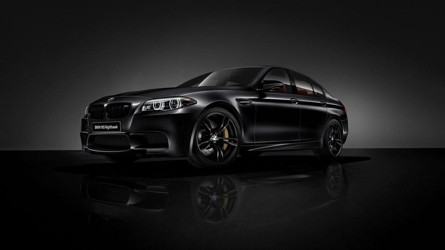 BMW M5 Nighthawk unveiled in Japan