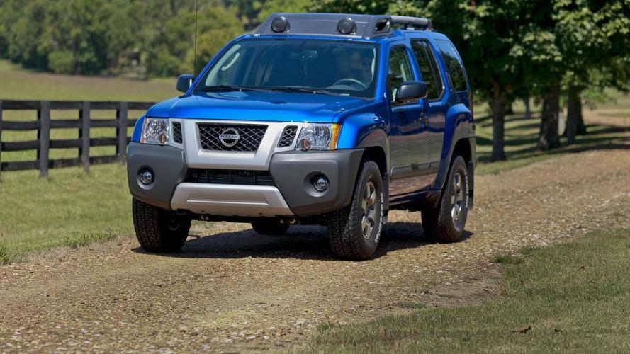 Nissan Xterra facing Xtermination - report