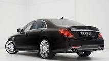 Brabus tunes the 2014 Mercedes S-Class