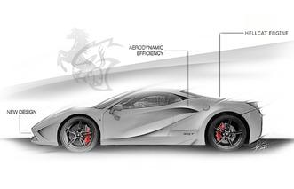 Ferrari to Begin Using Hellcat Engines in 2017
