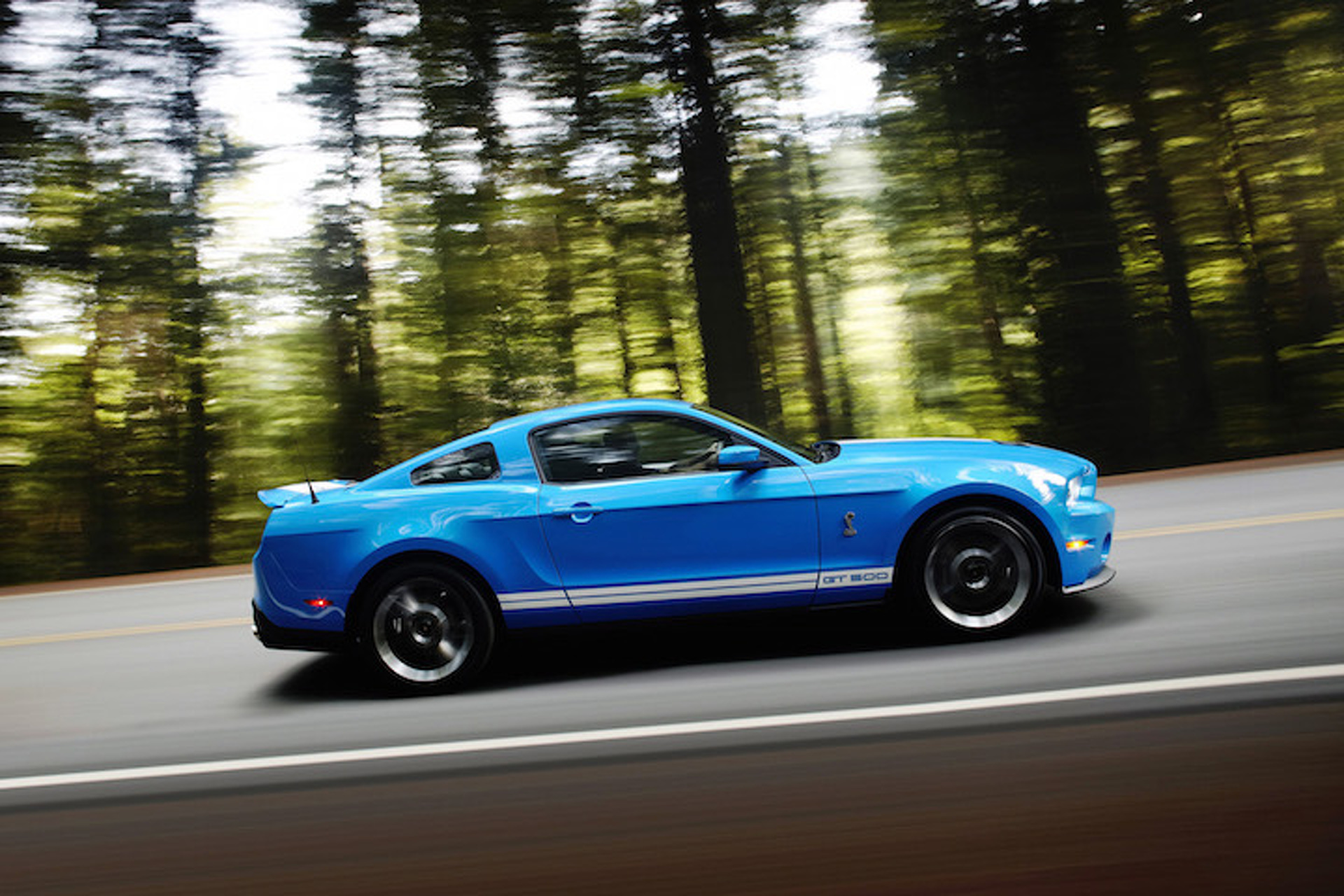 Ford Might Put a Twin-Turbo V6 in the New Shelby GT500