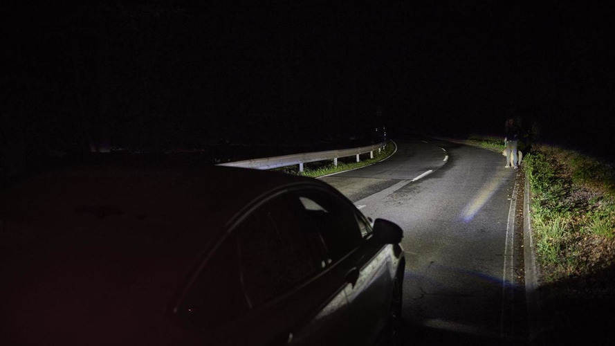 Ford previews their camera-based Front Lighting System [video]