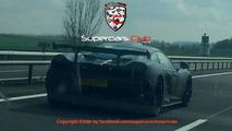 Possible McLaren 688HS spy photo