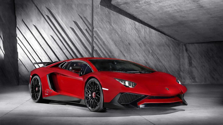 Lamborghini Aventador Superveloce Roadster to debut at Pebble Beach