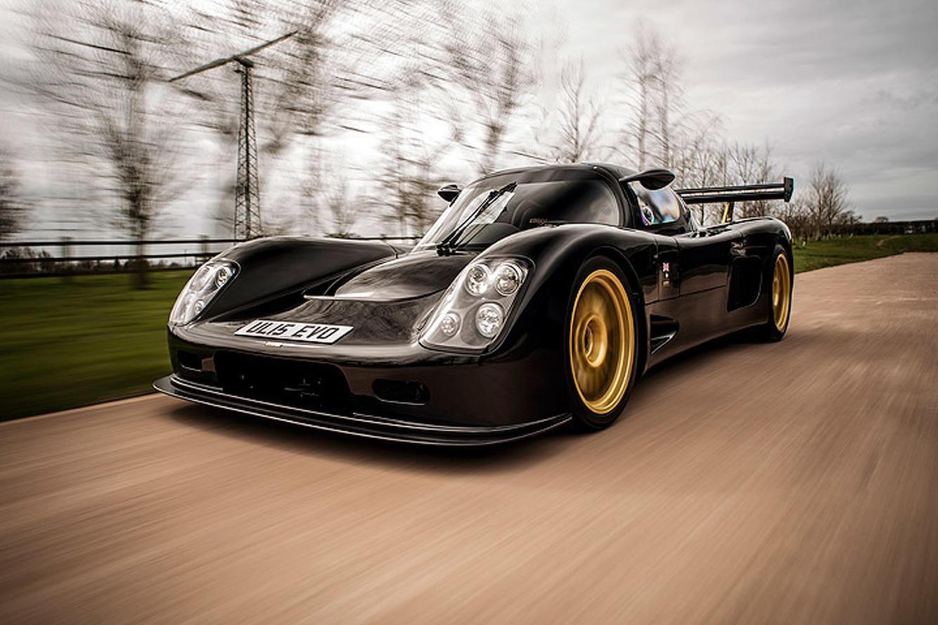 The Ultima Evolution is a Bargain Bugatti Veyron
