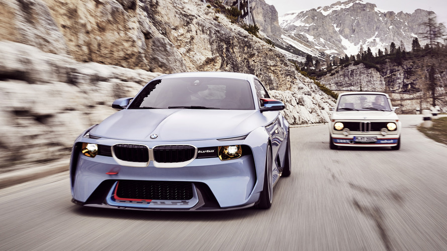 La BMW 2002 rend hommage à la Serie 02