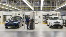 BMW Spartanburg factory