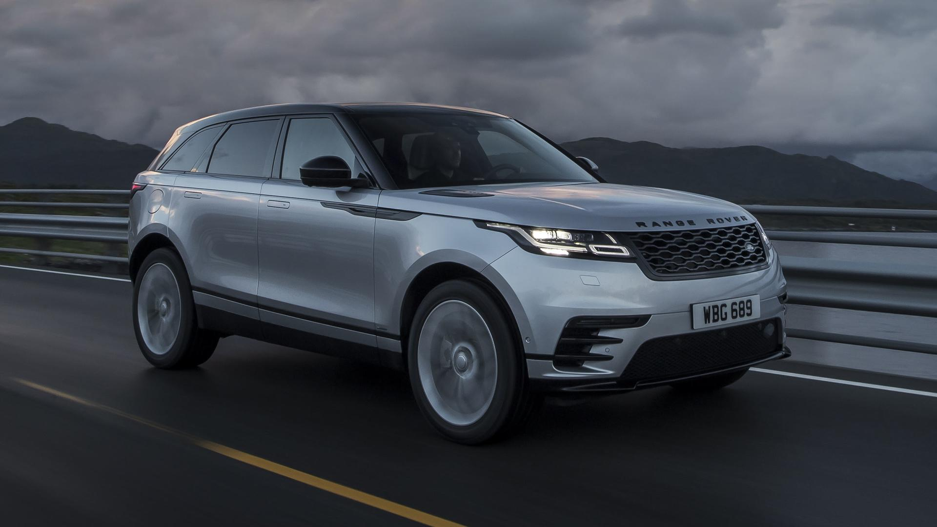 land rover range rover velar news and reviews. Black Bedroom Furniture Sets. Home Design Ideas