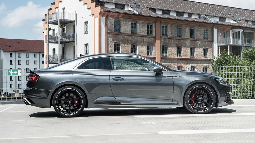 2018 Audi RS5 Coupe Already Available With Abt Power Upgrade