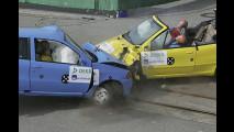 Cabrio-Crash