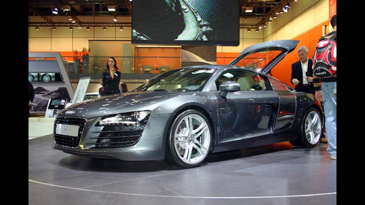 Audi R8 (Bologna 2006)
