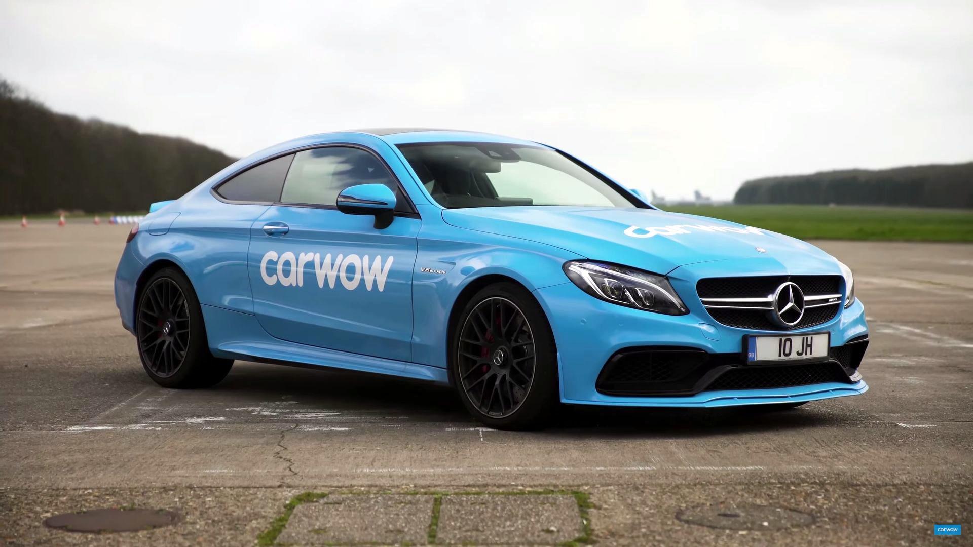 Watch BMW, Audi, Mercedes Do Battle In German Drag Race Showdown