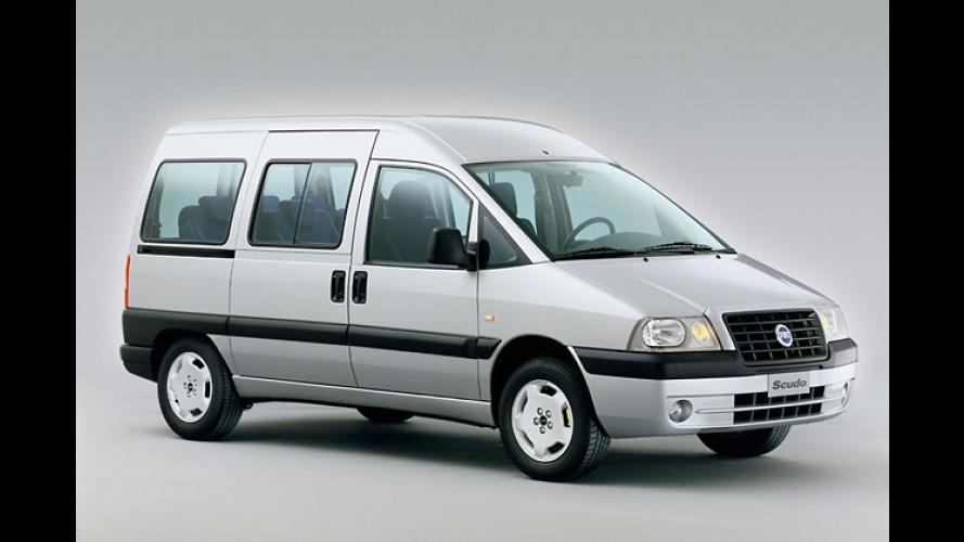 Fiat Scudo überarbeitet: Facelift fürs Transport-Talent