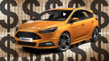 Ford Focus ST Lease Deals