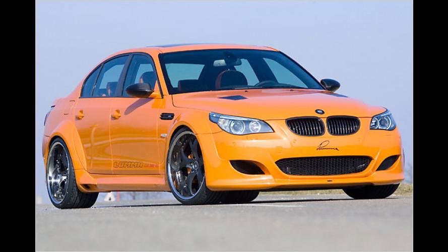 Lumma macht den M5 zum 560 PS starken CLR 500 RS