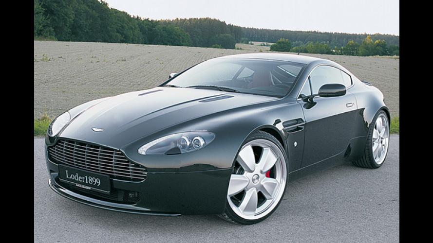Aston Martin V8: Titan-Tuning für britische Nobelkarossen