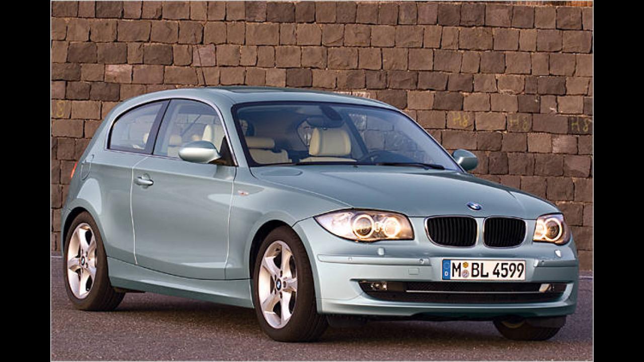 BMW 120i 3-türig/5-türig