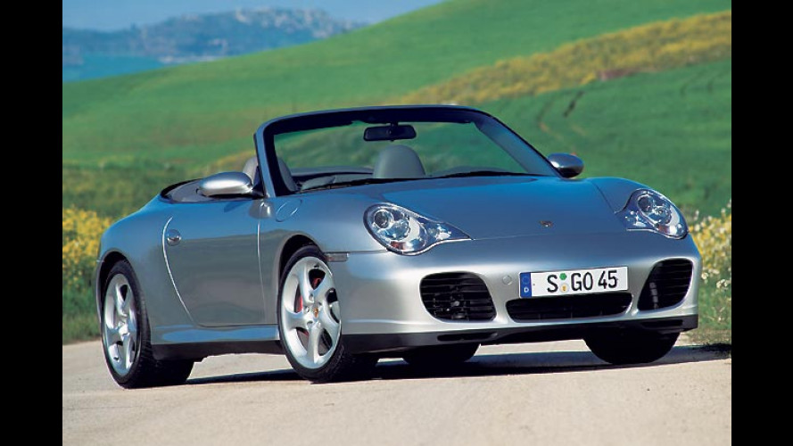 Porsche: Cayenne zieht Zahlen nach oben