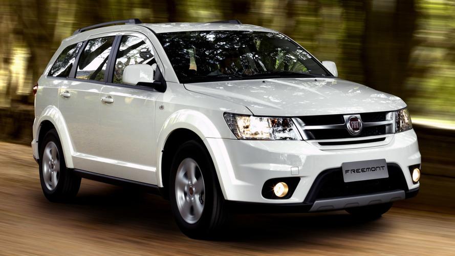 FCA convoca Fiat Freemont e Dodge Journey por falha no airbag