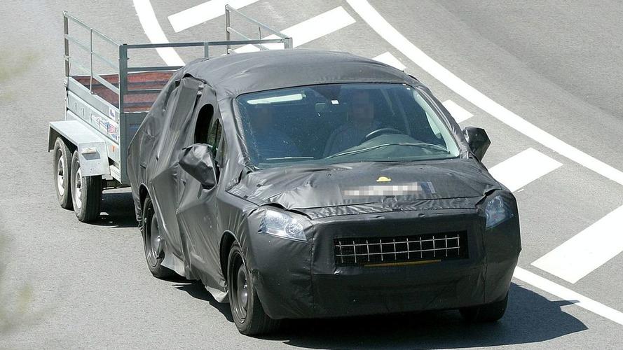 Peugeot 3008 Spy Video