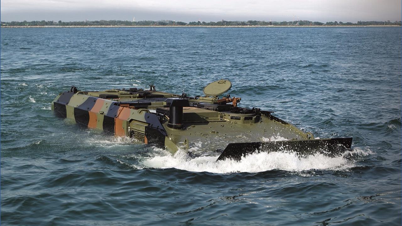 U.S. Marines ACV 1.1