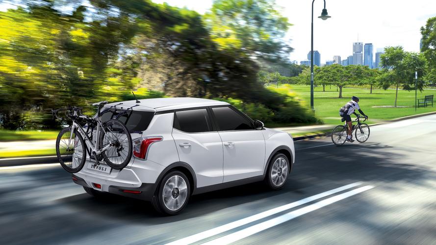 SsangYong Tivoli: ¿Un SUV a precio de utilitario?