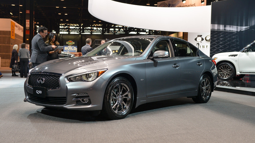 Infiniti Q50 and QX80 Signature Editions are a bargain hunter's dream